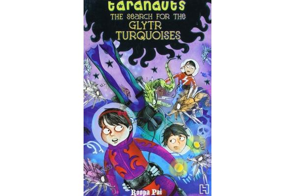 Taranauts 7: The Search For The Glytr Turquoise