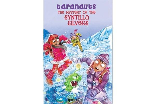 Taranauts 5: Mystery of the Syntilla Silvers