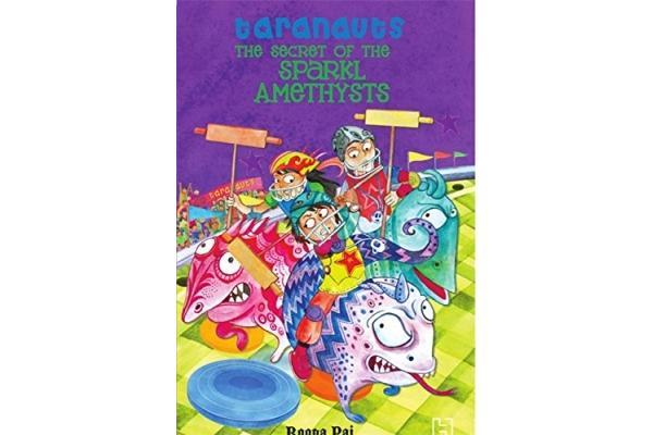 Taranauts 3: Secret of the Sparkle Amethyst