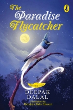 Feather Tales: Paradise Flycatcher