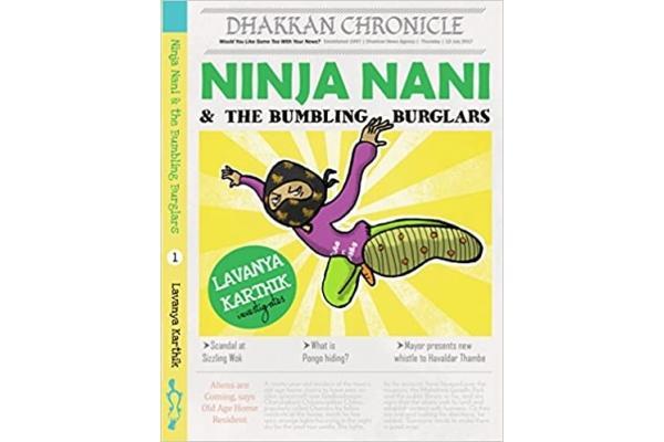 Ninja Nani and the Bumbling Burglars