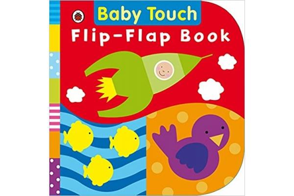 Baby Touch : Flip: Flap Book