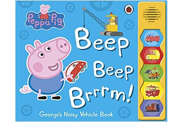 Peppa Pig : Beep beep brrrm!
