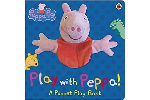 Peppa Pig : Play with Peppa Hand Puppet