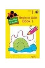 Learning at Home Series 1: Begin to Write Book - 1