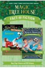 Magic Tree House Fact Tracker #29 Soccer