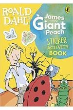 James and the Giant Peach Sticker Activity Book