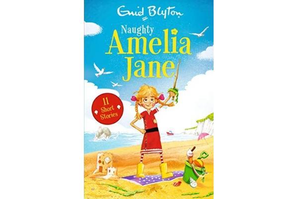 Naughty Amelia Jane (Book 1)