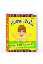 Human Body : 24 Piece Puzzle and Book Kit