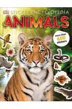Sticker Encyclopaedia Animals