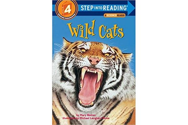 Step into Reading: Wild Cats
