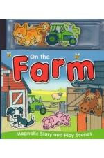 Magnetic Play And Learn: On The Farm