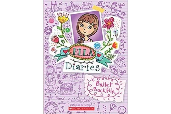 Ella Diaries #2: Ballet Backflip