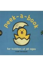 Peek-a-book: For toddlers of all ages