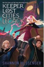 Legacy: Book #8 of Keeper of the Lost Cities