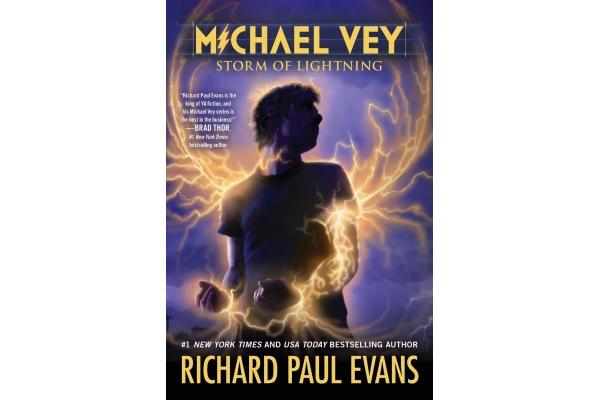 Michael Vey 5: Storm of Lightning (Volume 5)