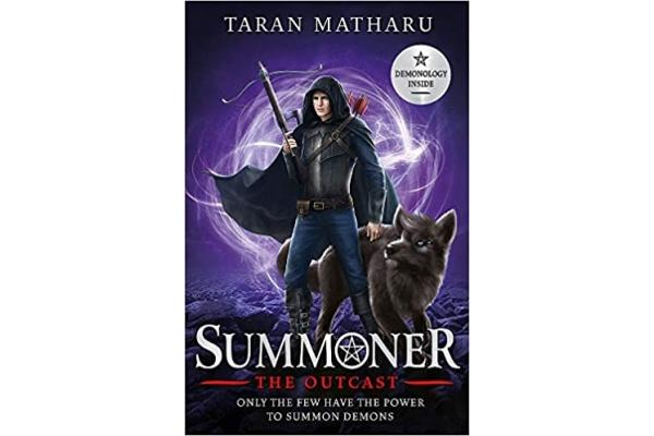 The Outcast: Summoner Book 4