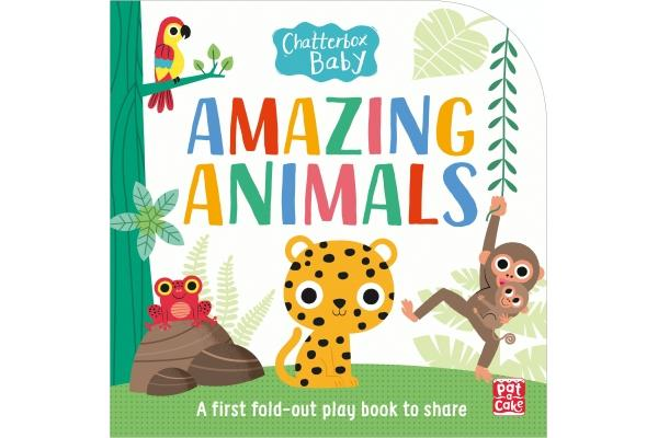 Chatterbox Baby: Amazing Animals