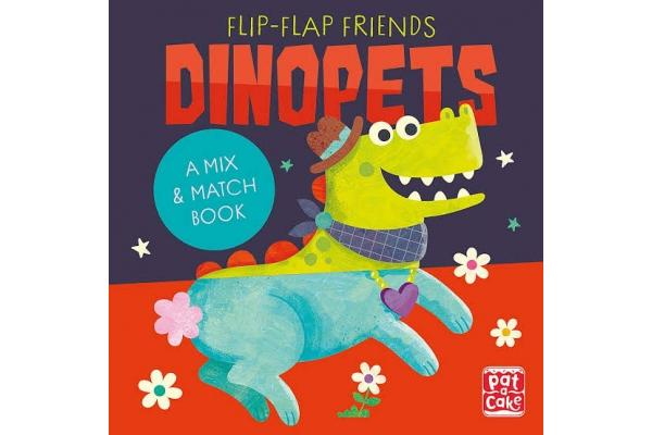 Dinopets: A Mix and Match Book