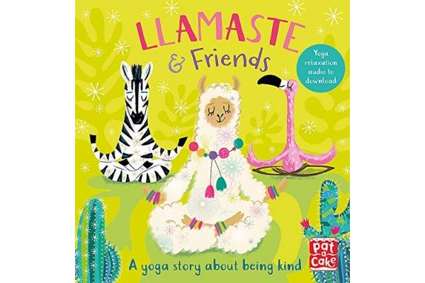 Llamaste and Friends: A Yoga Story
