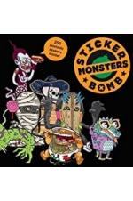 Stickerbomb Monsters (Studio Rarekwai)