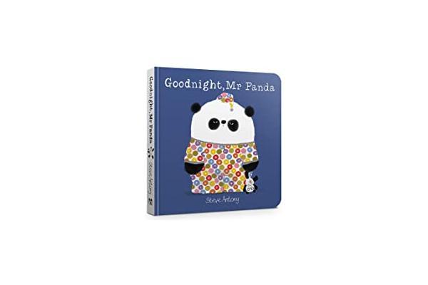 Goodnight, Mr Panda Board Book