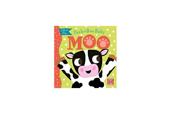 Moo (Peek-a-Boo Baby)