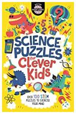 Science Puzzles for Clever Kids: Over 100 STEM Puzzles to Exercise Your Mind: 16