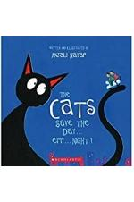 The Cats Save the Day … Err … Night