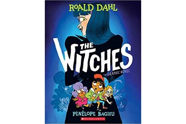 The Witches: The Graphic Novel - Penelope Bagieu