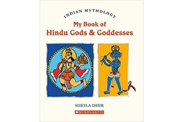 My Book of Hindu Gods and Goddesses