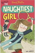 Here's the Naughtiest Girl!