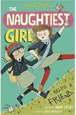 The Naughtiest Girl Helps A Friend