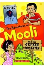 The Adventures of Mooli and the sticker trickster