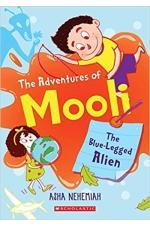 The Adventures of Mooli: The Blue-legged Alien