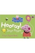 Peppa Pig: Hooray! Says Peppa