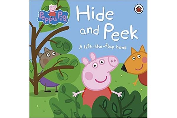 Peppa Pig - Hide and Peek