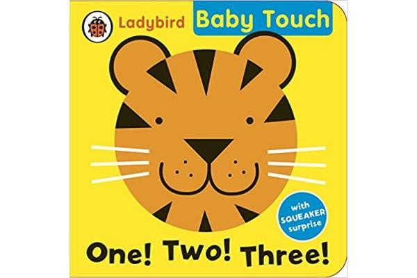 One! Two! Three! (Ladybird Baby Touch)