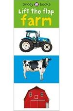 Priddy Baby Lift-the-flap: Farm