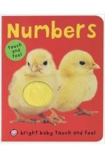 Bright Baby Touch & Feel - Numbers