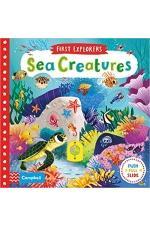 First Explorers: Sea Creatures