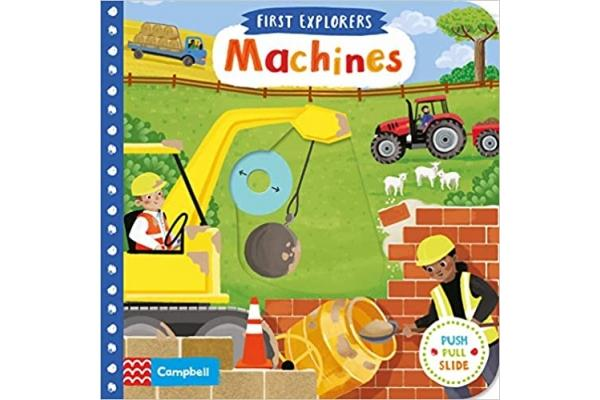 First Explorers: Machines