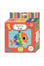 Squirty Fish Bath Book