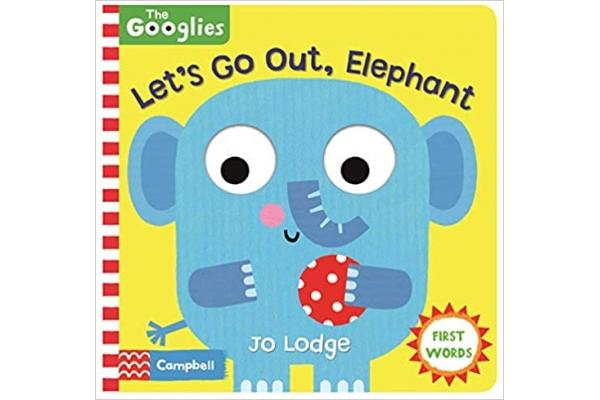 The Googlies: Let's Go Out, Elephant