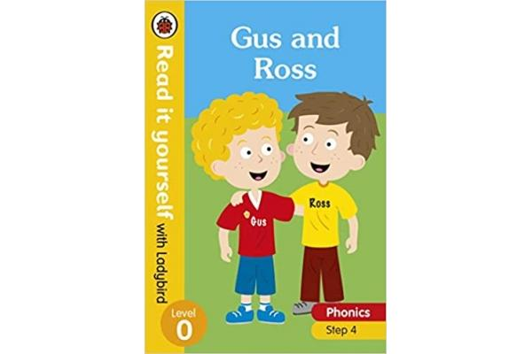 Gus and Ross - Read it yourself with Ladybird
