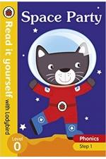 Space Party – Read it yourself with Ladybird
