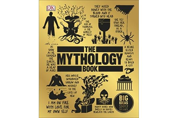 The Mythology Book