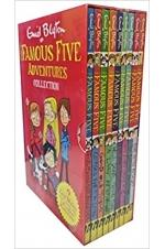 The Famous Five Adventures Collection
