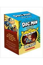 Dog Man Box of 7 Books