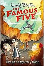 The Famous Five - Five Go to Mystery Moor (Book 13)